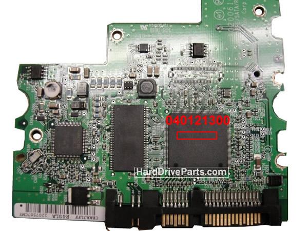 pcb disque dur maxtor 040121300