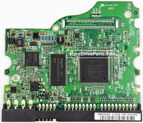 pcb disque dur maxtor 040125100