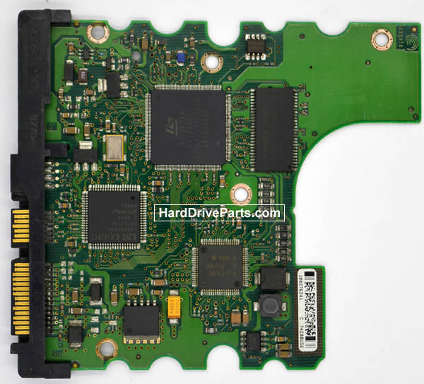 100276340 Carte Controleur PCB Disque Dur Seagate ST3120026AS