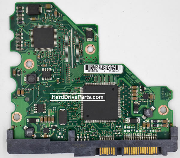 100331803 Carte Controleur PCB Disque Dur Seagate ST380011AS