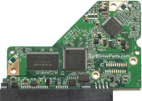WD10EAVS Western Digital PCB Controleur Disque Dur 2060-701590-000