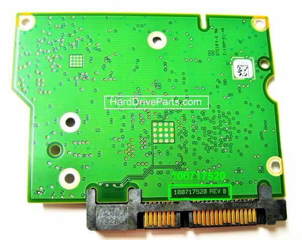 Changer carte électronique disque dur seagate barracuda 7200.12